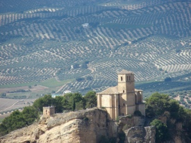 Numerosos emplazamientos recuerdan a la Reconquista.