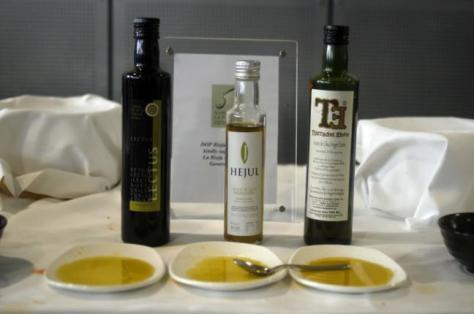 Aceites de la Rioja en London Wine Experience 2012. / DO AR