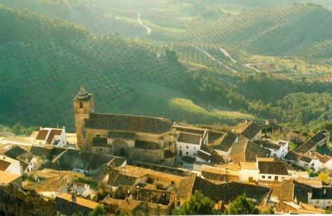 La Sierra de Cazrola es la cuna de la variedad carrasqueño. / TSC