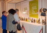 La I Exposición de los Nuevos Diseños del AOVE atrajo la atención del público asistemnte. / SY-O