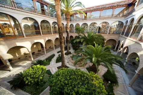 Hospital San Juan de Dios_Jaén