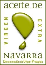 El sello del Consejo Regulador. / DOP ACEITE DE NAVARRA