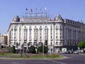 Vista exterior del Westin Palace Madrid. / WPM
