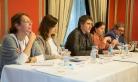 """La mesa redonda """"AOVE: Nuevas estrategias de seducción"""", suscitó un encendido debate."""