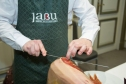 Los jamones de Jabu pusieron una nota de sabor.