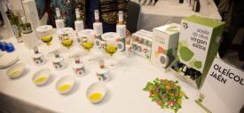 Los aceites de la nueva cosecha exhibieron su calidad en los salones del Palace.