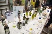 Los aceites de Sierra Mágina tuvieron una presencias descatada en el encuentro.