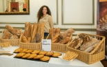 Los panes de Viena La Baguette.