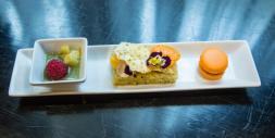 Esencia dulce de aceitua (The Foodie Studies).