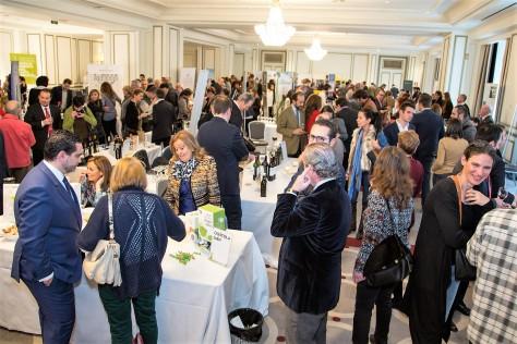 La pasada edición de Olipremium reunió a un millar de visitantes profesionales. / OLIPREMIUM
